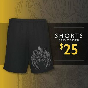 Plague Shorts 3XL Only